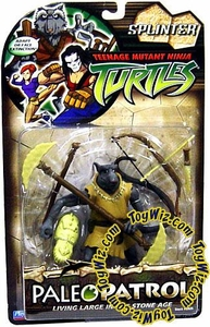 Teenage Mutant Ninja Turtles Action Figure Paleo Patrol Splinter
