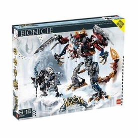 LEGO Bionicle Special Limited Edition Set #10204 Vezon & Kardas
