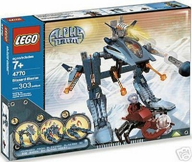 LEGO Alpha Team Set #4770 Blizzard Blaster