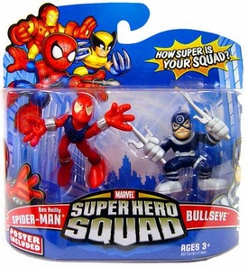 Marvel Super Hero Squad Series 13 Mini 3 Inch Figure 2-Pack