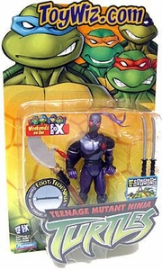 Teenage Mutant Ninja Turtles TMNT Action Figure Foot Tech Ninja