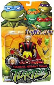 Teenage Mutant Ninja Turtles Action Figure Battle Nexus Ultimate Daimyo