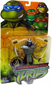Teenage Mutant Ninja Turtles TMNT Action Figure Multi Arm Shredder