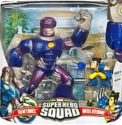 Marvel Super Hero Squad Series 1 Mega Pack Sentinel & Wolverine