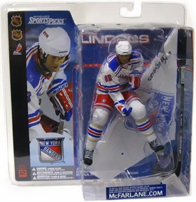 McFarlane Toys NHL Sports Picks Series 2 Action Figure Eric Lindros (New York Rangers)