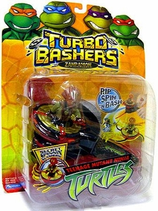 Teenage Mutant Ninja Turtles TMNT Turbo Bashers Action Figure Zanramon