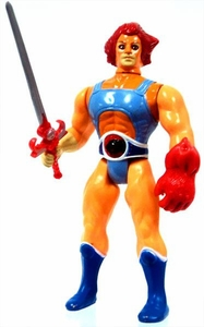 Thundercats LOOSE 6 Inch Action Figure Lion-O with Sword & Glove