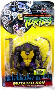 Teenage Mutant Ninja Turtles TMNT Action Figure Mutated Don