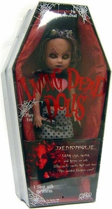 Mezco Toyz Living Dead Dolls Series 10 Demonique