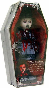 Mezco Toyz Living Dead Dolls Series 10 Tina Black