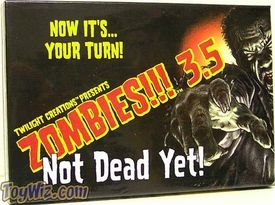 Board Game Zombies 3.5 Not Dead Yet!
