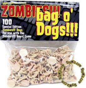Board Game Zombies Bag-O-Dogs
