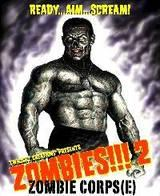 Zombies!!! Twilight Creations Board Game Expansion 2: Zombie Corps(e) BLOWOUT SALE!