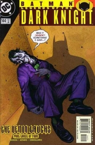 BATMAN: LEGENDS OF THE DARK KNIGHT # 144