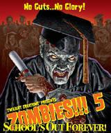 Zombies!!! Twilight Creations Board Game Expansion 5: School's Out Forever