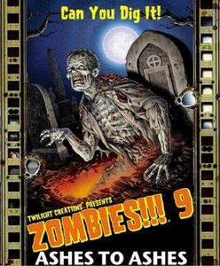 Zombies!!! Twilight Creations Board Game Expansion 9: Ashes to Ashes