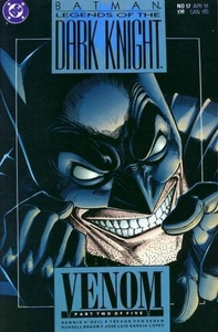 BATMAN: LEGENDS OF THE DARK KNIGHT # 17