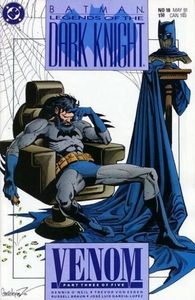 BATMAN: LEGENDS OF THE DARK KNIGHT # 18