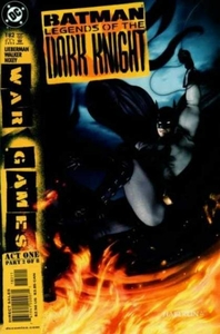 BATMAN: LEGENDS OF THE DARK KNIGHT # 182
