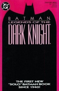BATMAN: LEGENDS OF THE DARK KNIGHT #1 (PINK VARIANT)