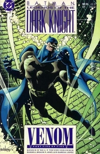 BATMAN: LEGENDS OF THE DARK KNIGHT # 20