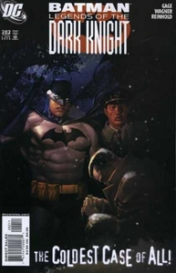 BATMAN: LEGENDS OF THE DARK KNIGHT # 202