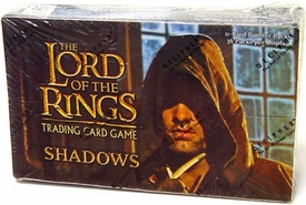 Lord of the Rings Card Game Shadows Booster BOX [36 Packs]