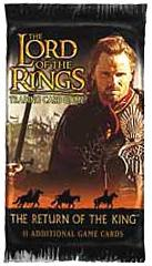Lord of the Rings Card Game Return of the King Booster Pack