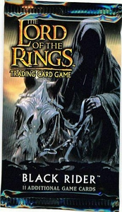 Lord of the Rings Card Game Black Riders Booster Pack