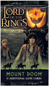 Lord of the Rings Card Game Mount Doom Booster Pack