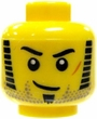 LEGO Loose Minifigure Parts Heads