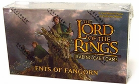 Lord of the Rings Card Game Ents of Fangorn Booster BOX