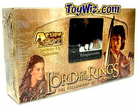 Lord of the Rings Fellowship of the Ring Flipz Card Box