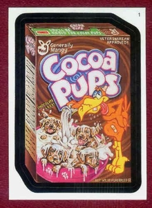 Topps Wacky Packages 2006 Series 3 Complete Set