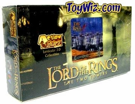 Lord of the Rings Two Towers Flipz Card Box