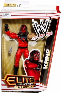 Mattel WWE Wrestling Elite Series 12 Action Figure Kane [Debut Attire]