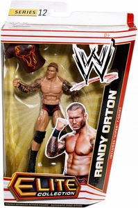Mattel WWE Wrestling Elite Series 12 Action Figure Randy Orton