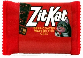 Topps Wacky Packages Erasers Series 1 Single Eraser #20 Zit Kat