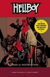 Hellboy Dark Horse Trade Paperback and Hardcovers