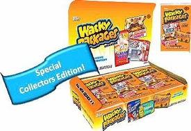Topps Wacky Packages Series 11 Sticker Trading Card Collector Box [14 Packs]