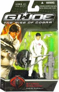 GI Joe Movie The Rise of Cobra 3 3/4 Inch Action Figure Storm Shadow [Paris Pursuit]