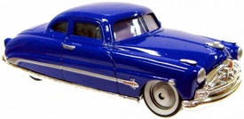Doc Hudson [Lenticular Eyes] LOOSE Disney / Pixar CARS Movie 1:55 Die Cast Car