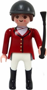 Playmobil Fi?ures Series 1 LOOSE Mini Figure Jockey