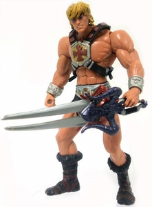 He-Man Masters of the Universe 200X Series LOOSE Action Figure He-Man