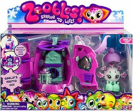 Zoobles Arctania Playset Coolia's Arctic Inn [Includes #187 Coolia]