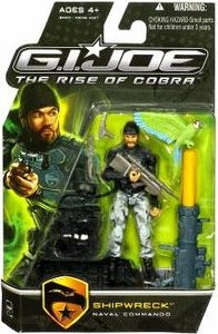 GI Joe Movie The Rise of Cobra 3 3/4 Inch Action Figure Shipwreck [Naval Commando]