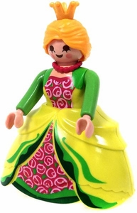 Playmobil LOOSE Mini Figure Princess in Green Gown
