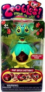 Zoobles Toy Petagonia Animal Mini Figure #39 Freckles BLOWOUT SALE!
