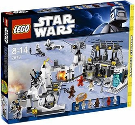 LEGO Star Wars Exclusive Set #7879 Hoth Echo Base