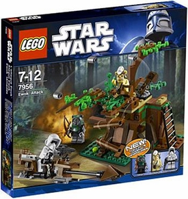 LEGO Star Wars Set #7956 Ewok Attack